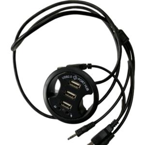 hub usb audio
